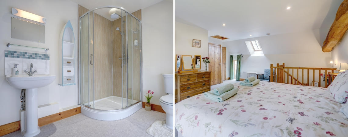 Ash Barn - Bathroom
