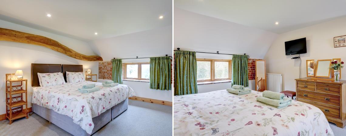 Ash Barn - Bedroom