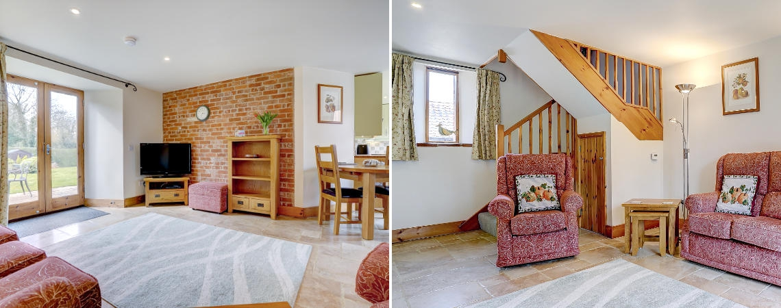Ash Barn - Sitting Room