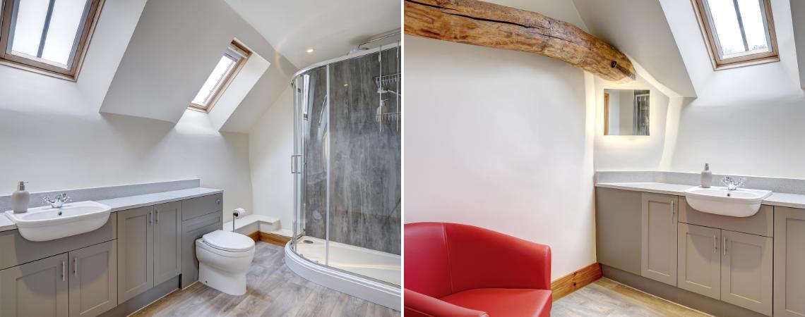 Beech Barn - Bathroom
