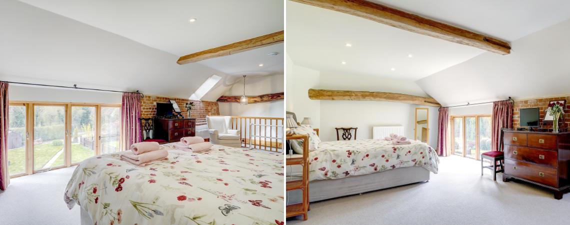 Beech Barn - Bedroom