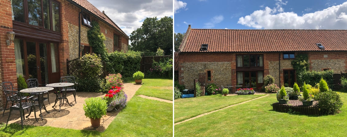 Hard Farm Barns Norfolk
