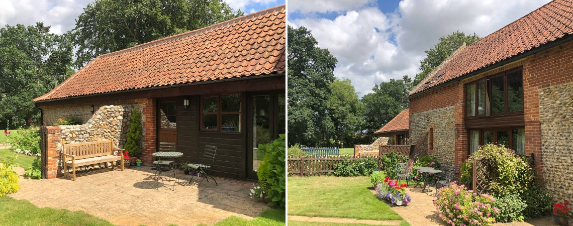 Hard Barns Self Catering Accommodation In North Norfolk